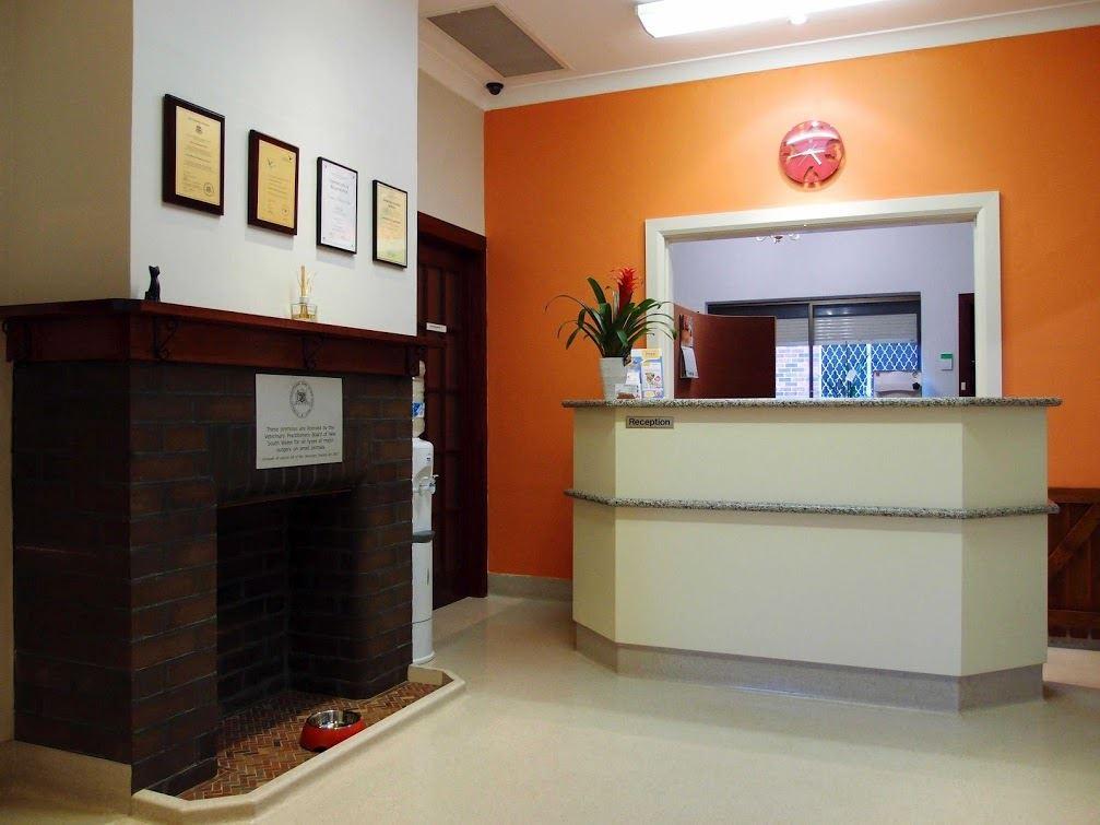 Activet Clinic Carlingford Reception